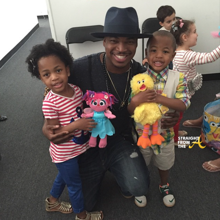 Neyo and Kids