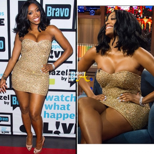 Porsha Williams WWHL 2