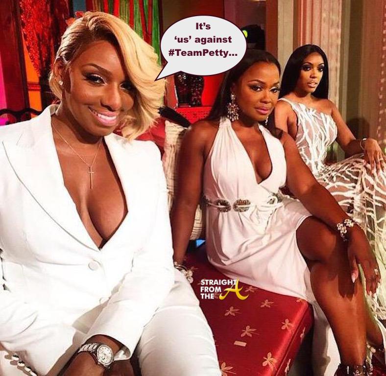 Rhoa Recap The Real Housewives Of Atlanta Season 7 Reunion Part 1