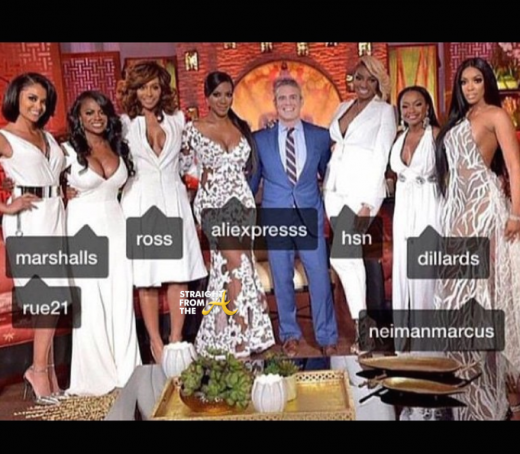 RHOA Reunion Show Fashions