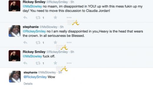 Rickey Smiley Tweets 2