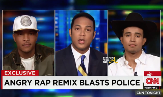 T.I. Don Lemon Kap G CNN