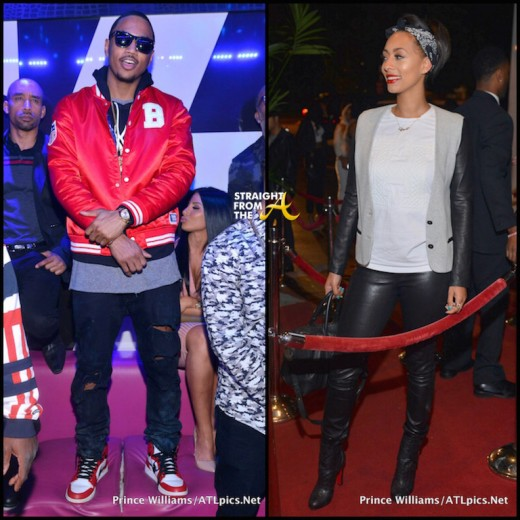Trey Songz Keri Hilson Gold Room 041615