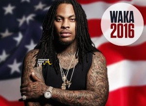 Waka Flocka Flame For President 2016 - 5