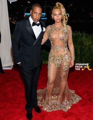 Beyonce Jay-Z Met Gala 2015 1