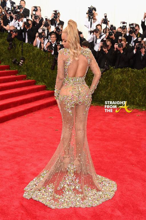Beyonce Met Gala 2015 - 1
