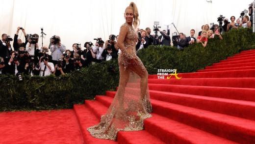 Beyonce Met Gala 2015 9