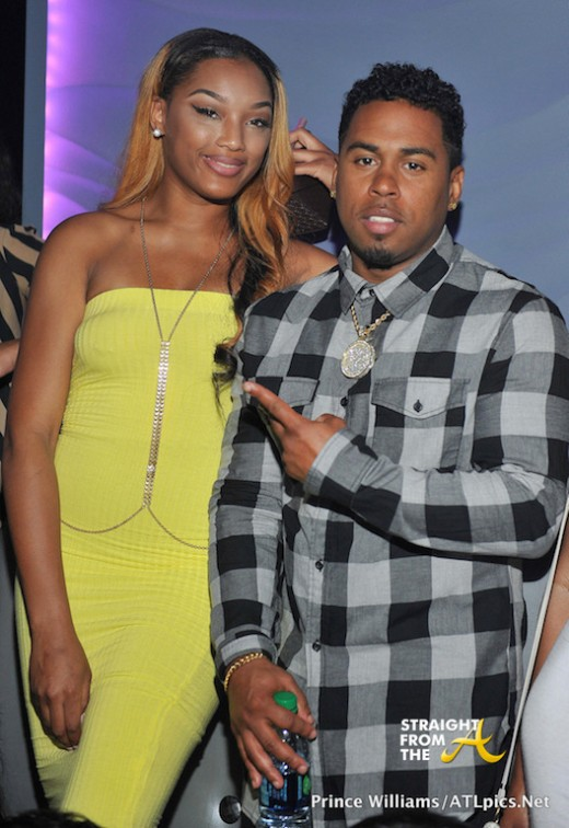 Bobby V and Guest
