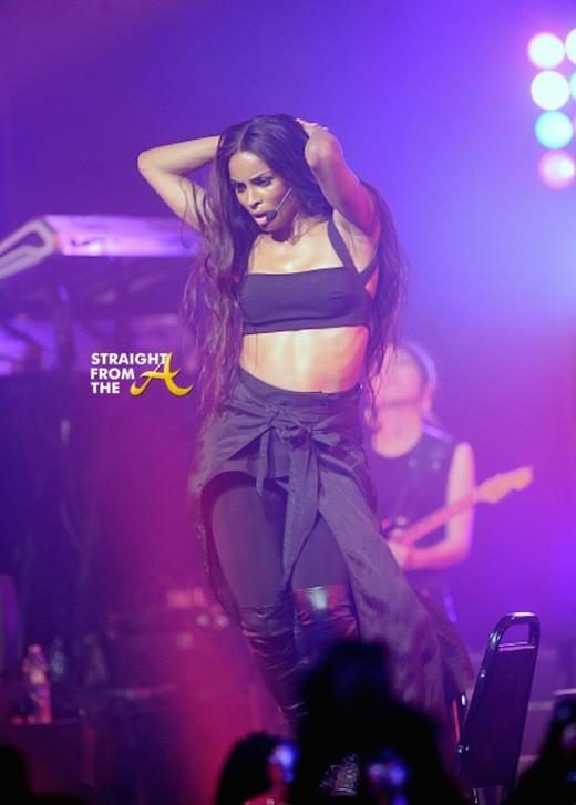 Ciara In Concert - New York, NY