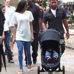 Ciara, Russell Wilson & Baby Future Make 3  + Ciara Lands Roberto Cavalli F/W 2015 Campaign… [PHOTOS]