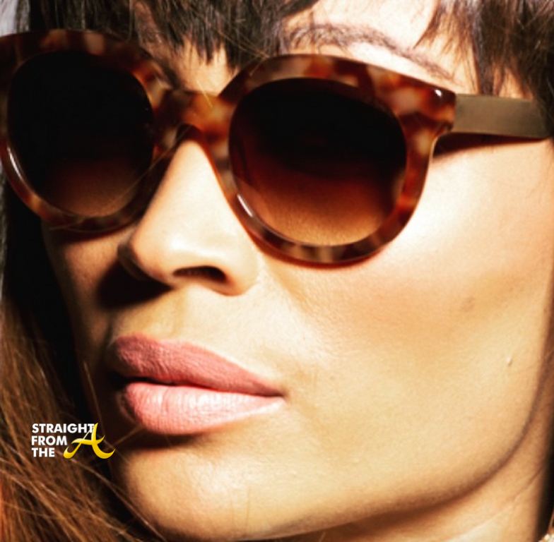 Cynthia Bailey Eyewear Straightfromthea 3 Straight From The A