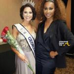 Cynthia Bailey Miss GA USA - StraightFromTheA 1