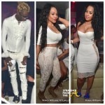 Club Shots: Young Thug, Monyetta Shaw, Tammy Rivera & More Attend Mr. Ruggs's White Party at Prive Nightclub… [PHOTOS]
