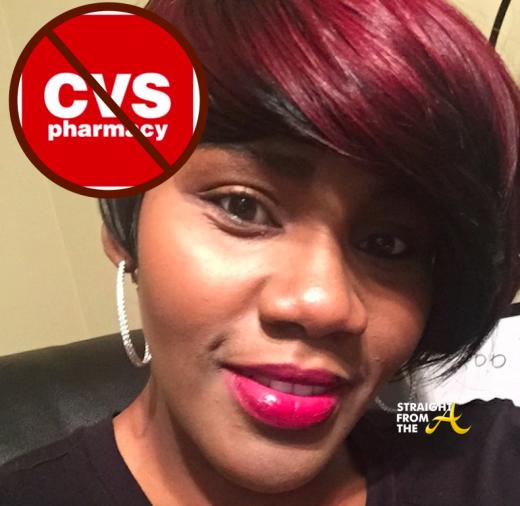 on blast   singer kelly price accuses cvs drugs of discriminatory practices   cvs responds