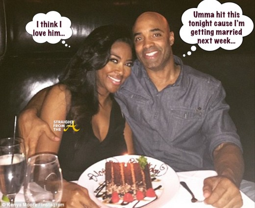 Kenya Moore James Freeman 01
