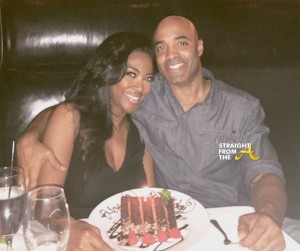 Kenya Moore James Freeman