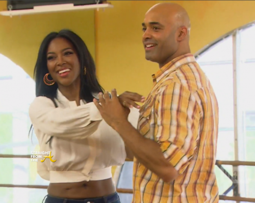 Kenya Moore James Freeman 4