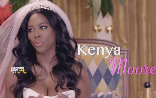 Kenya Moore Life Twirls On 2