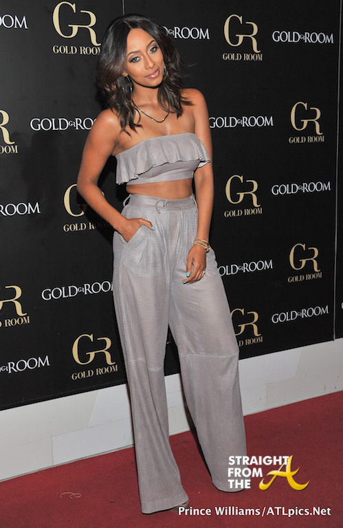 Keri Hilson Gold Room 5
