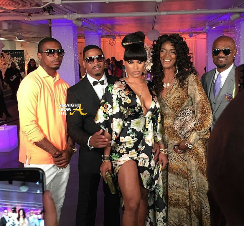 Yandy wedding dresses from love and hip hop