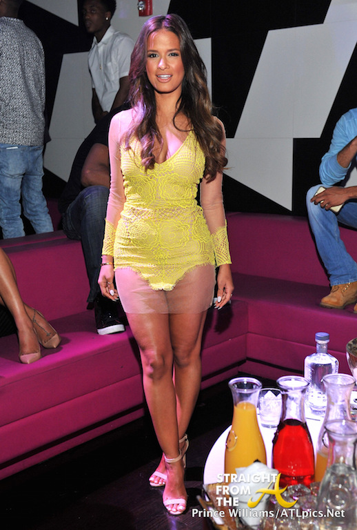 Rocsi Diaz Gold Room 8
