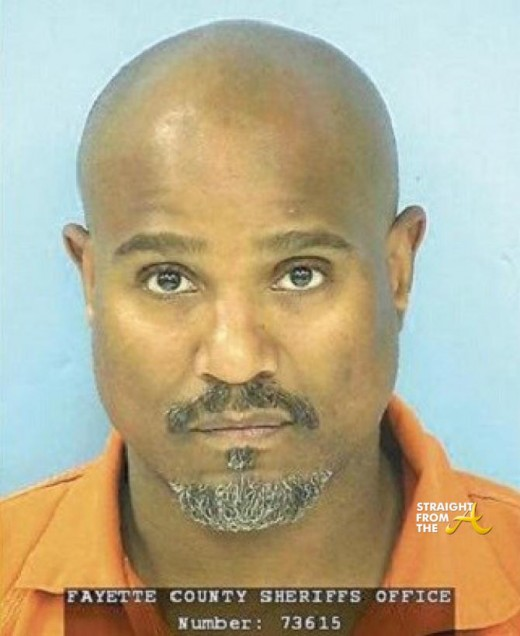 Seth K Gilliam - The Walking Dead - Mugshot