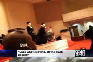 Viral Video - Principal's racist remark ruins graduation
