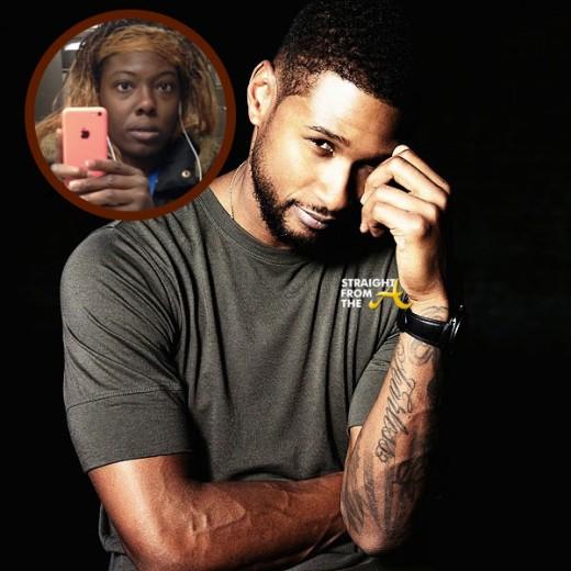 Usher Raymond Stalker 2015