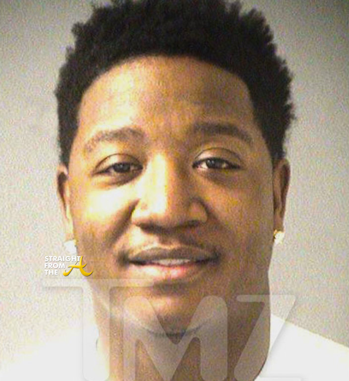 Yung Joc Haircut Mugshot mania – yung joc of 39;love amp; hip hop atlanta