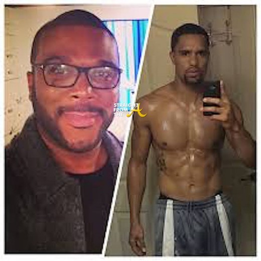Tyler perry gay
