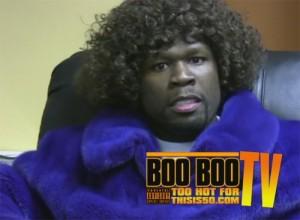 Curtis 50 Cent Jackson - BooBooTV