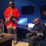 2Chainz and Kanye West - Street Execs Studio