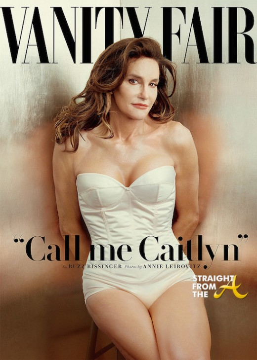 Bruce Jenner Vanity Fair Caitlyn July 2015