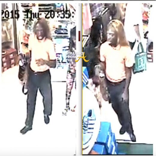 Courtney Barnes Surveillance Footage 1