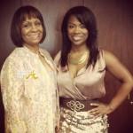 Kandi & Mama Joyce