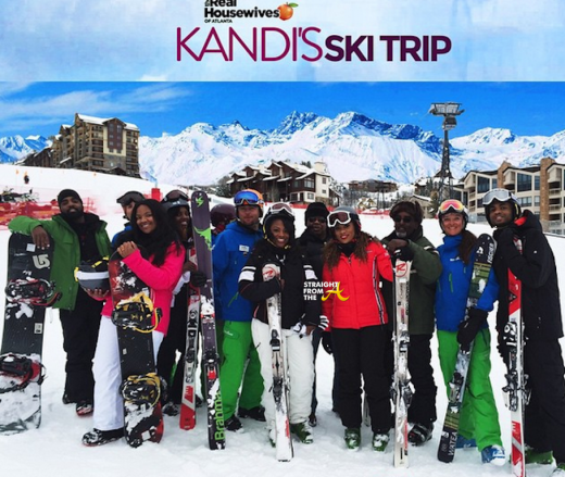 Kandi Ski Trip 1