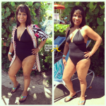 Beach Body Motivation – Check Out Mama Joyce's Sleek Physique… [PHOTOS]