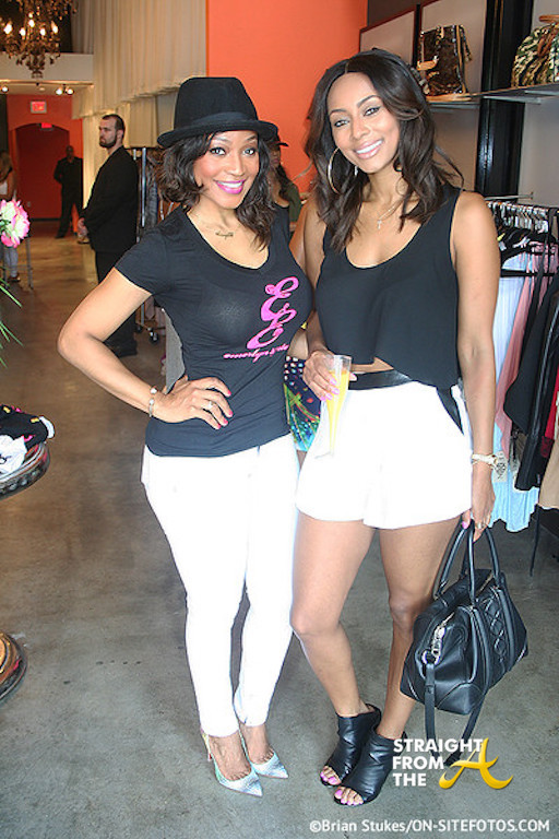 Monyetta Keri Hilson Pop Up Shop 1