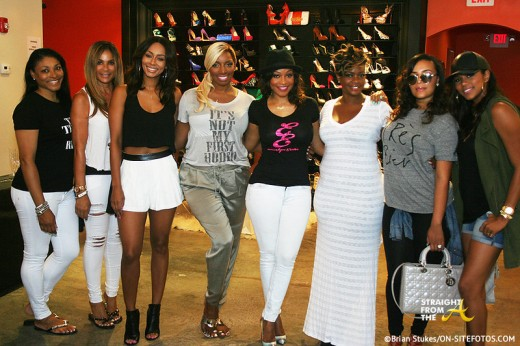 Nene Leakes Pop Up Shop 10