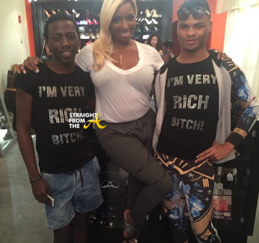 Nene Leakes Pop Up Shop 12