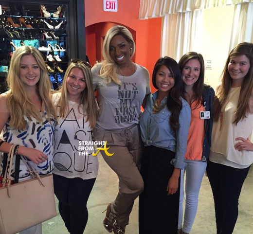Nene Leakes Pop Up Shop 2