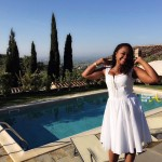 Vacation Pics: #RHOA Phaedra Parks Takes European Excursion… [PHOTOS]