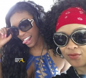 Porsha and DaBrat 1