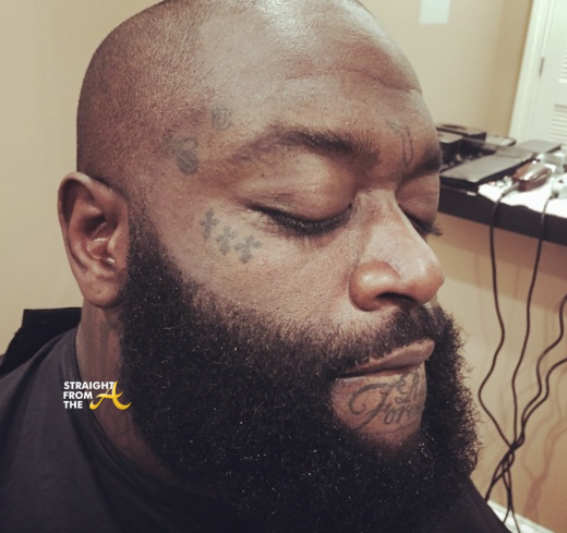 Rick Ross Fresh Outta Jail - 2015
