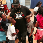 Rick Ross and Kids