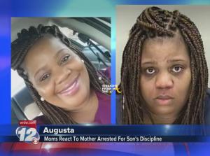 Mom Arrested