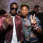 Sean Combs, Pharrell Williams