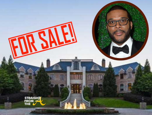 Tyler Perry Atlanta Mansion For Sale 01