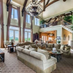 Tyler Perry Atlanta Mansion For Sale 11