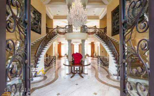 Tyler Perry Atlanta Mansion For Sale 15